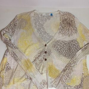 Anthropologie Sparrow Sweater L